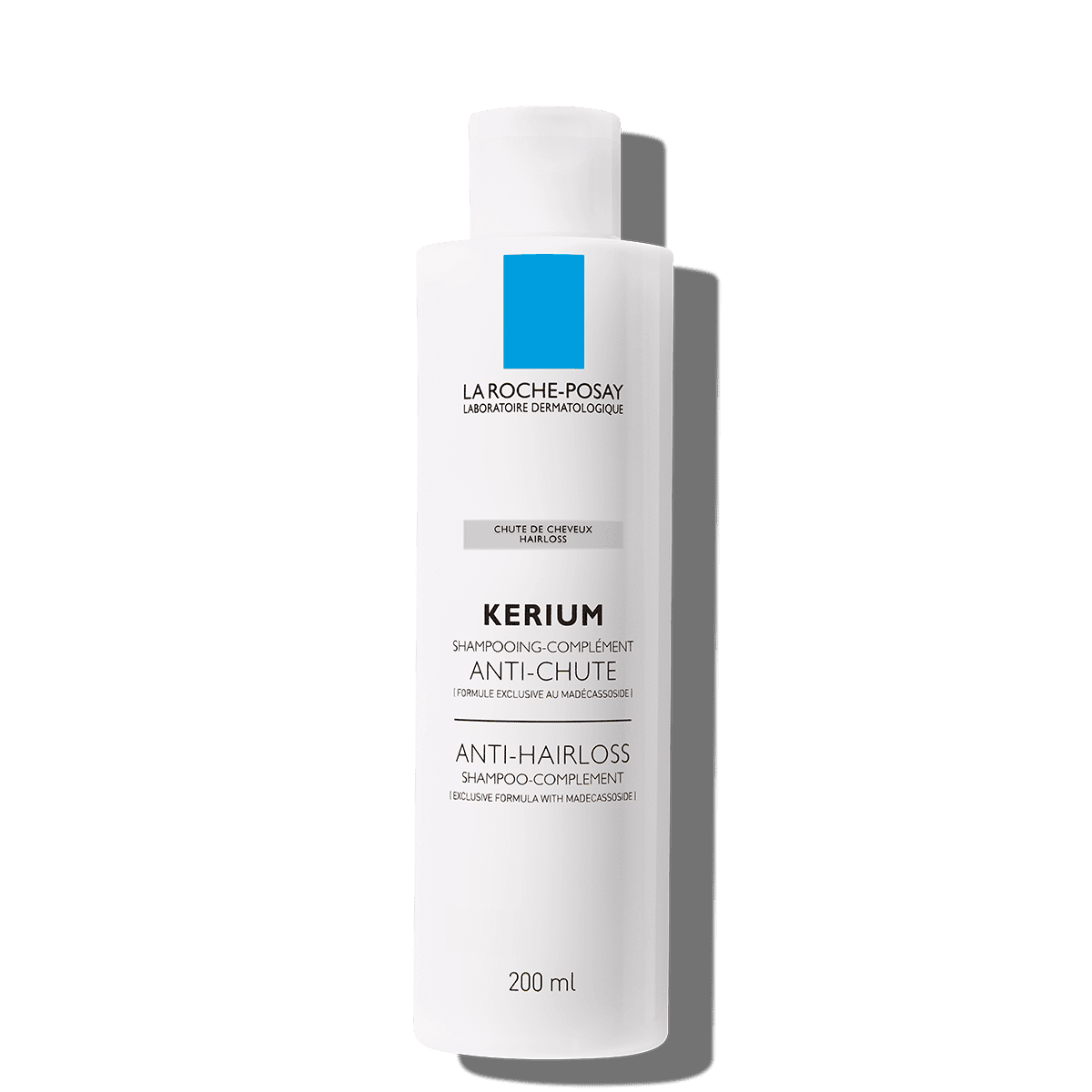 La Roche Posay ProductPage Kerium Anti Hairloss Shampoo 200ml 33378724